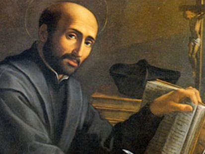 Saint Igance de Loyola